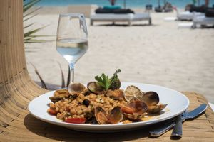 Ushuaïa Ibiza Beach Hotel - Sir Rocco Beach Restaurant by Ushuaïa6