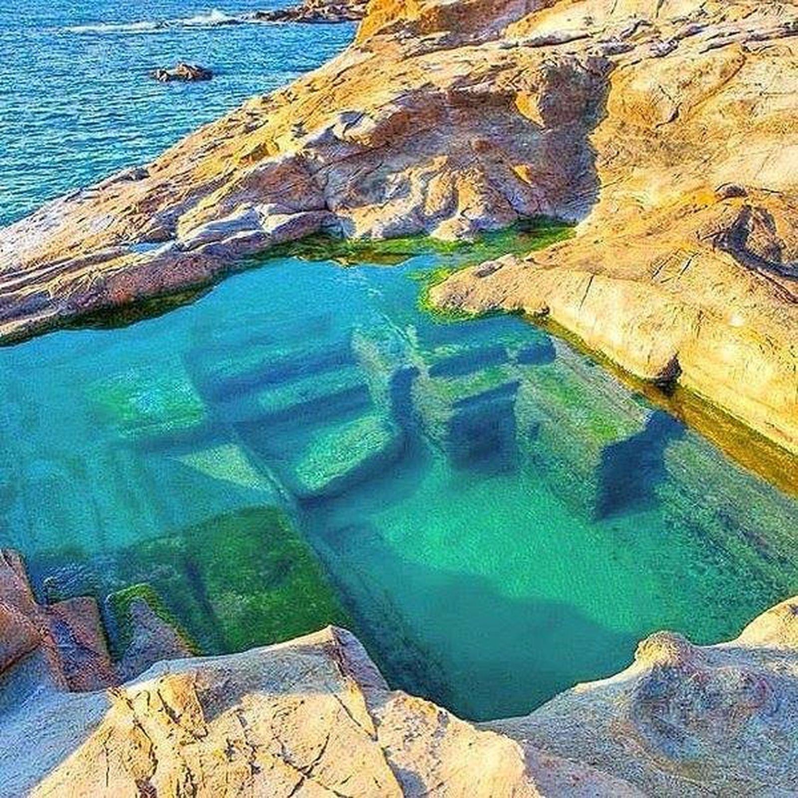 Atlantis, Ibiza's secret mythical cove