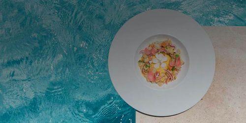 Ushuaïa Ibiza Beach Hotel - Oyster & Caviar Bar - Carta