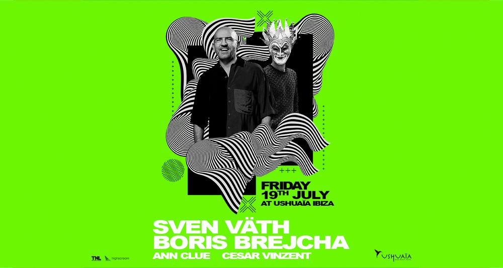 Sven Vath & Boris Brejcha