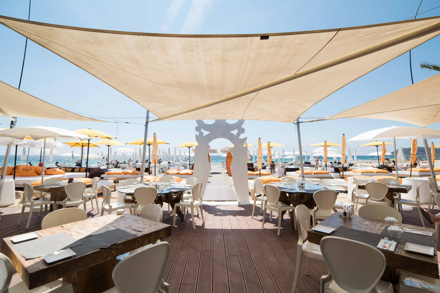 Ushuaïa Beach Club Restaurant