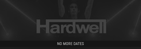Hardwell no more dates