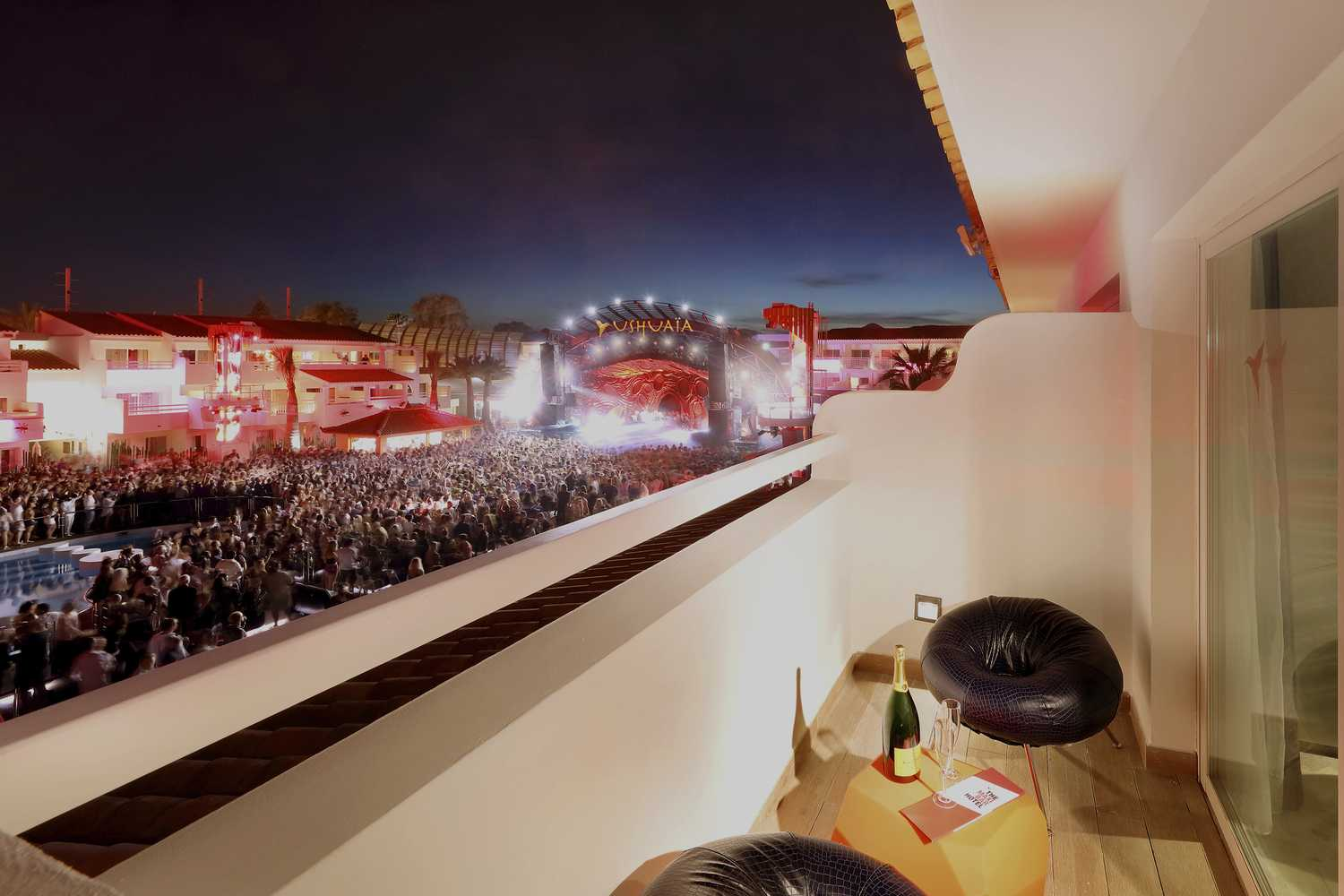 Ushuaïa Ibiza Beach Hotel - The Club