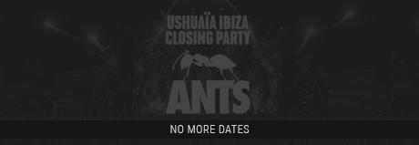 Ushuaia Ibiza Closing Party 2018