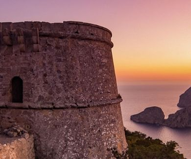Es Vedra Sunset Ibiza