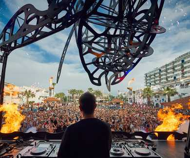 Ushuaia Ibiza ANTS Take Over Opening Party 2018 - 1