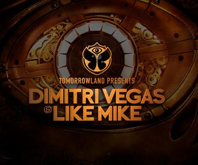 Tomorrowland presents Dimitri Vegas & Like Mike