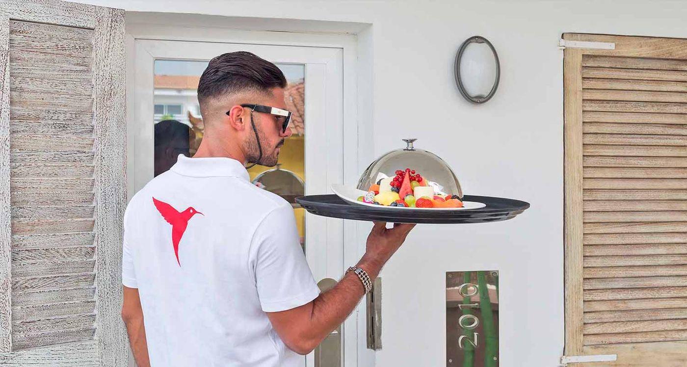 Ushuaïa Ibiza Beach Hotel - vip room service