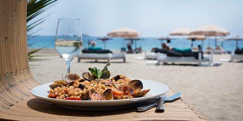 Ushuaïa Ibiza Beach Hotel - Sir Rocco - Carta
